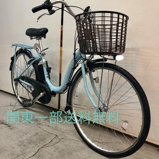 ブリジストン アシスタ 26インチ 6.6ah 高年式 電動自転車