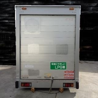 トラックコンテナ 箱 2tロング シャッター 4560x1880x2420 アルミバン 冷凍冷蔵 倉庫 物置 ガレージ 愛媛より − 愛媛県