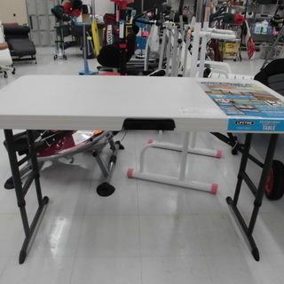 コストコ折り畳み式テーブル(屋外・屋内対応) 折りたたみテーブル テーブル 幅:1224cm 苫小牧西店の画像