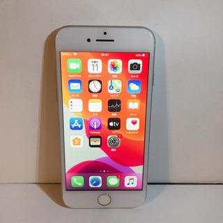 美品!iPhone7 32GB シルバー SIMロック解除済み ...