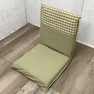 4段階リクライニング座椅子