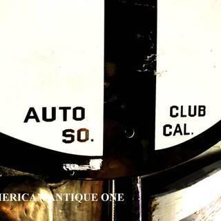 USA非売品 大型217m 本物!! レイルロード 標識看板 鉄柱 アメリカンヴィンテージ USA直輸入  店舗引き取りOK!! - 生活雑貨