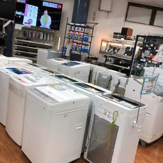 Panasonicのドラム式洗濯乾燥機!