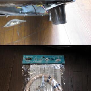 新生活!7480円 パロマ ガステーブル コンロ 都市ガス 2013年製 ホース付 - 生活雑貨