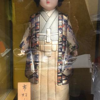 木目込み人形 市松人形男子