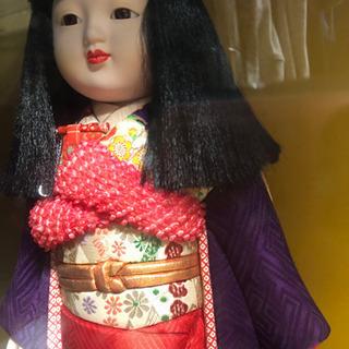 木目込み人形 市松人形 女の子