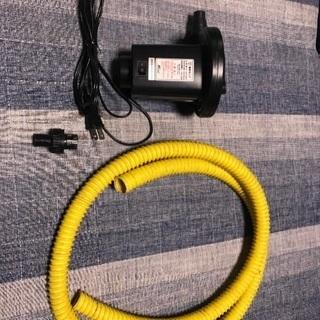 100V空気入れ コンプレッサー
