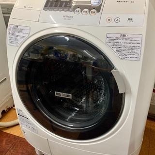 高性能!日立の電気洗濯乾燥機を入荷致しました!