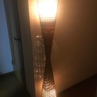 アジアン照明(取引中)スタンドライト