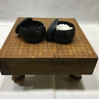 囲碁 碁盤 碁石セット③