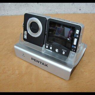 美品 ペンタックス Optio X バッテリー2個 デジタルカメ...
