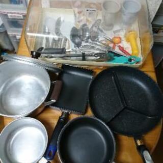 ✦片手鍋から色々カオス!
