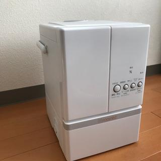 【新品同様】三菱ビーバーファン式加湿器