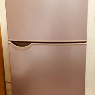 SHARP 冷蔵庫 SJ-14F 2001年製