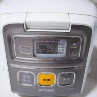 タイガー 炊飯器3合炊き