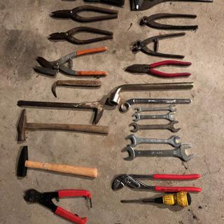 工具、手道具、23点まとめて
