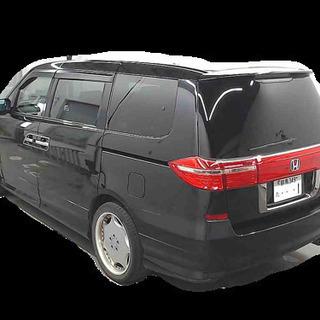H20 車検たっぷり!エリシオンプレステージ 大型コンソール 経済的な2.4 - 館林市