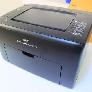 NEC MiltiWriter5600C