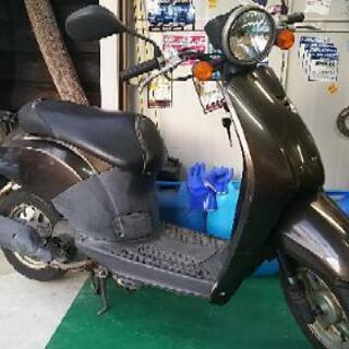 期間限定!原付 F.Rタイヤ新品!トゥデイ AF61 - バイク