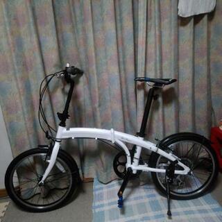 cyma connect 20インチ折り畳み自転車