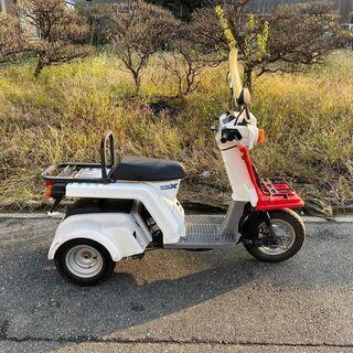 3輪 原付 ホンダ ジャイロX Fi インジェクション バイク ...