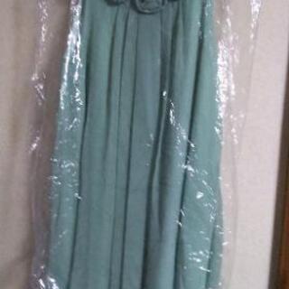 一度のみ使用。size38 ドレス