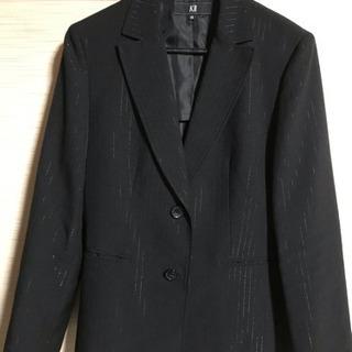 13号黒スーツ3点セット【美品】