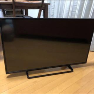 パナソニック 43インチ液晶テレビ ジャンク