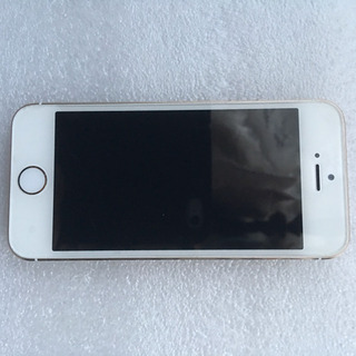 iPhone5S 16GB  au  ゴールド