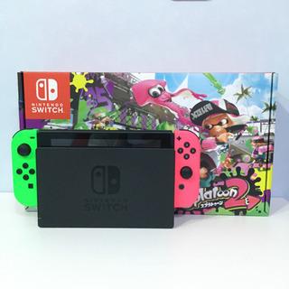 【訳あり】Nintendo Switch スプラトゥーン2 セット