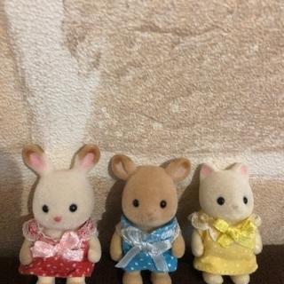 シルバニアファミリーセット☆美品 − 神奈川県