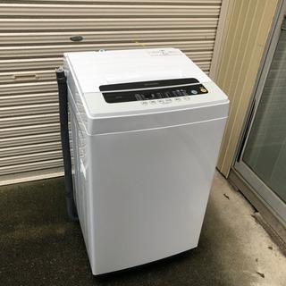 2019年製 極美品 アイリスオーヤマ 5.0kg全自動洗濯機 ...