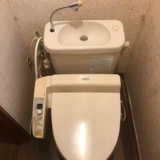 簡易水洗トイレ一式