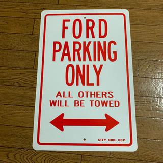 フォード 看板 オシャレ  新品未使用
