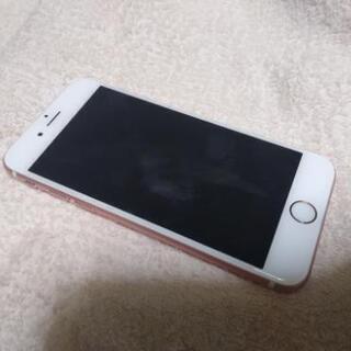 取引先きまりました。iPhone6s 64GB ローズピンク