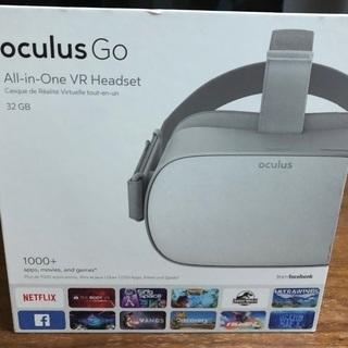 VRゴーグル Oculus Go(オキュラスゴー)32GB