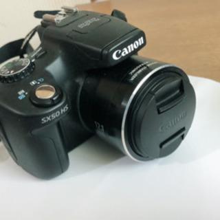 やり取り中超望遠デジタルカメラPowerShot SX50HS