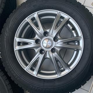 195/65R15 ブリジストン VRX 114.3 タイヤホイール 4本セット - 八幡市