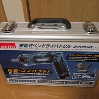 新品未使用品◆マキタ/makita 充電式ペンドライバドリ 7....