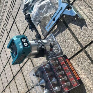 マキタ 18V充電式トリマー RT50D