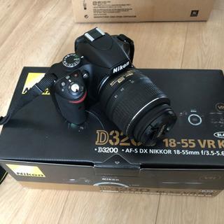 ⭐️NIKON一眼レフ カメラセット D3200