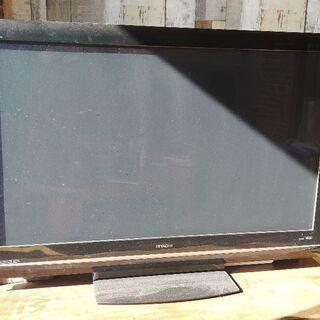HITACHI 55型テレビ ジャンク