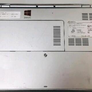【値下げ】SONY VAIO SVT111B11N SSD 高速起動 i5 Win10 ノートパソコン - パソコン