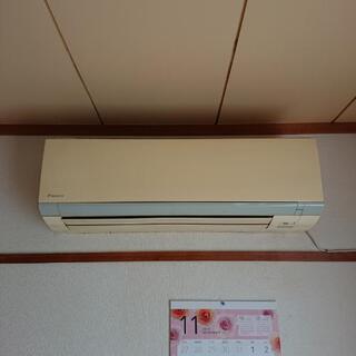 ダイキンの冷暖房エアコン(ジャンク品)