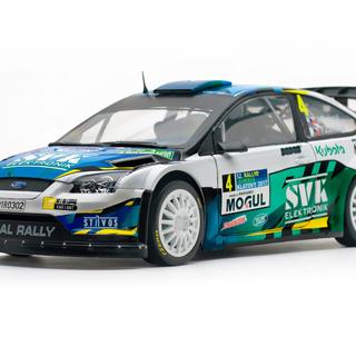SunStar/サンスター フォード フォーカス RS WRC ...