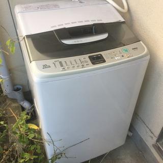 SANYO洗濯機 10kg