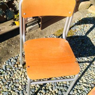 椅子 2脚あります。