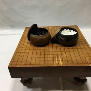 囲碁 碁盤 碁石セット⑤