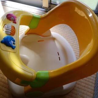 乳幼児バスチェア&食事椅子
