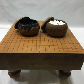 囲碁 碁盤 碁石セット⑥